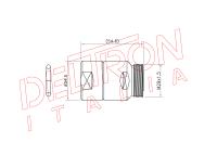 DE432511 - Deltron Italia